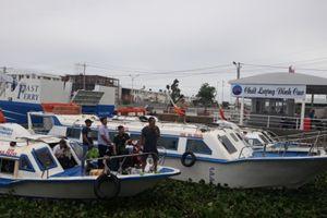 Lại tạm ngưng xuất bến toàn bộ tàu thuyền trên vùng biển Kiên Giang