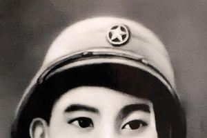 Đồng chí Hoàng Đình Vinh trước khi hy sinh thuộc đơn vị Tiểu đoàn 7, KN