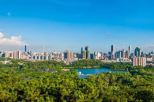 Trung Quốc sẽ xây dựng 300 thành phố rừng trong vòng 7 năm tới
