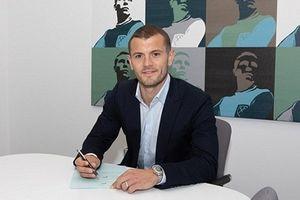 Jack Wilshere chính thức đầu quân cho West Ham