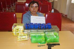 Bộ đội Biên phòng: Thu giữ trên 103 kg ma túy các loại trong tháng cao điểm