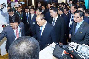 2.500 đại biểu tham dự Diễn đàn cấp cao và Triển lãm Công nghiệp 4.0
