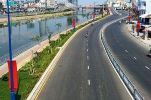 Đường nối đường Yên Viên-Đình Xuyên-Phù Đổng đến hết huyện Gia Lâm dài 2,8km