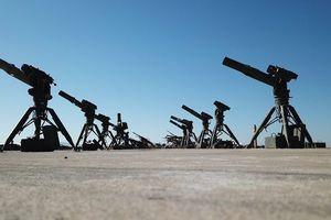 'Hổ Syria' chiếm giữ lượng vũ khí khổng lồ của quân thánh chiến tại Daraa