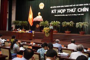 TPHCM: Tội phạm còn diễn biến phức tạp, gây bất an cho người dân