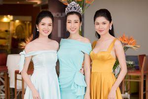 Thí sinh Hoa hậu Việt Nam 2018 sẽ… đi bán vé số