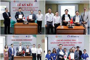 Mở rộng thị trường việc làm quốc tế, mang đến nhiều cơ hội cho sinh viên