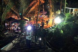 Giải cứu từ hang động Thái Lan: căng thẳng mong chờ 5 người cuối