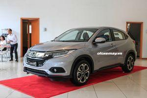 Honda HR-V đã về đại lý, giá bán được giữ kín