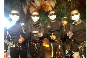 Xác nhận chính thức: Thợ lặn cuối cùng đã ra khỏi hang an toàn