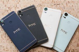 HTC tiếp tục thua lỗ nặng, giảm 67% doanh thu