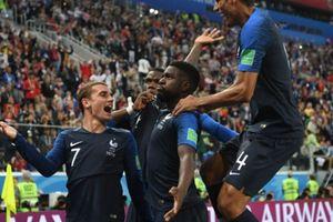 Chơi lép vế, Pháp vẫn giành quyền vào chung kết