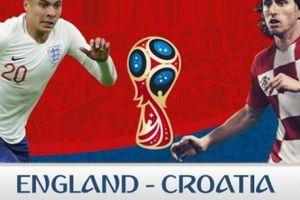 Phân tích tỷ lệ Anh vs Croatia: (1h00 ngày 12.7): Một cuộc 'thi bắn'