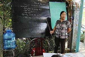 Lớp học miễn phí của cô Thanh
