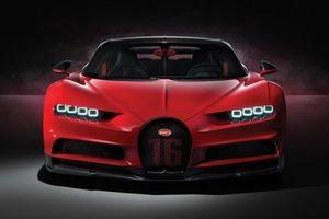 Bugatti chỉ cho ra lò 40 chiếc Bugatti Chiron Divo trên toàn thế giới