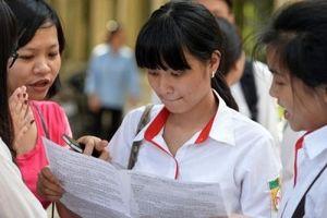 Bộ GD&ĐT công bố phổ điểm các môn thi