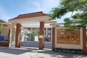 Hiệu trưởng trường Hùng Vương xin phụ huynh tài trợ để lo chuẩn quốc gia