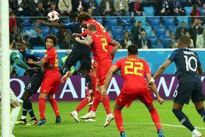 Xem lại chiến thắng 1-0 của đội tuyển Pháp tại trận bán kết World Cup 2018