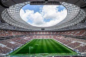 Những hình ảnh lung linh huyền ảo của 12 sân vận động diễn ra World Cup 2018