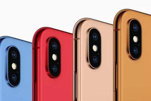 iPhone 2018 sẽ có màu sắc sặc sỡ nhất lịch sử