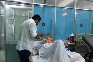 Thông tin sốc vụ 2 cô gái bị bắn tại phòng trọ ở Sài Gòn