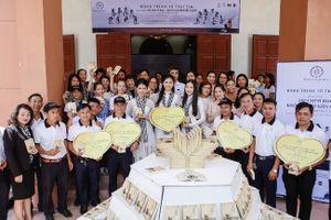 Nhật ký Hành trình từ Trái tim ngày 7.7