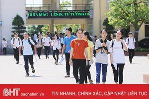 Xướng danh 8 thủ khoa lớp 10 THPT Chuyên Hà Tĩnh
