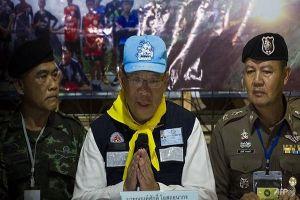Thống đốc Narongsak: 'Với bài học Tham Luang, cả Thái Lan đoàn kết tiến về phía trước!'