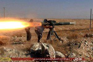 Thánh chiến bại trận, quân đội Syria chiếm tên lửa chống tăng Mỹ, Pháp