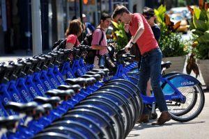 Uber, Lyft 'đụng độ' trên thị trường xe đạp dùng chung