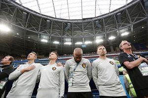 Thierry Henry chia hai nửa buồn vui khi Pháp đánh bại Bỉ