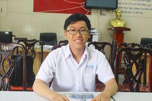 Kỳ thi THPT quốc gia tại TPHCM: Thí sinh duy nhất đạt điểm 10 môn Toán đam mê sư phạm