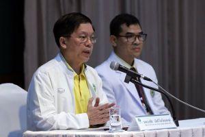 Thái Lan cập nhật tình hình sức khỏe của đội bóng nhí