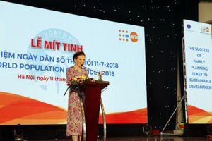 Hơn 140 triệu phụ nữ châu Á-Thái Bình Dương chưa được tiếp cận kế hoạch hóa gia đình