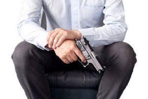 Nam thanh niên bắn người rồi tự tử nhưng bất thành