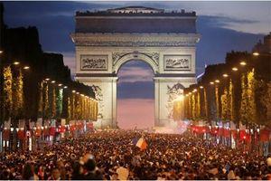 Pháp vào Chung kết World Cup sau 20 năm