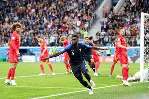 Pháp thắng Bỉ 1 - 0