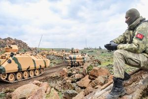 S-400 và Syria 'đỏ lửa': Thổ 'chao đảo'giữa lằn ranh NATO - Nga
