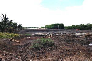 Cà Mau: Hàng trăm ha đất cho thuê, mượn không đúng quy định