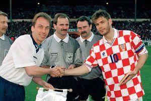 Lịch sử đối đầu của Anh và Croatia trước trận bán kết World Cup 2018