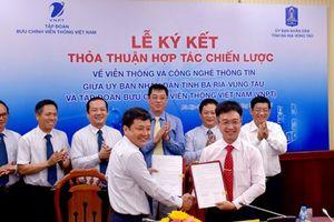 VNPT dồn lực hỗ trợ Bà Rịa – Vũng Tàu xây dựng đô thị thông minh