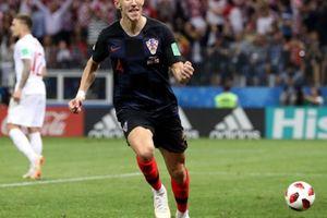 Ngược dòng ngoạn mục, Croatia chạm trán Pháp ở chung kết