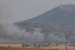 Israel tấn công tên lửa vào Syria