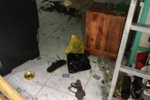 Vụ 2 cô gái bị bắn, đâm dã man ở phòng trọ: Nghi phạm đã tử vong