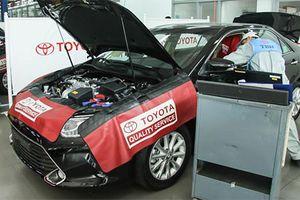 Toyota giới thiệu loạt phim về 'chuỗi dịch vụ giá trị gia tăng'