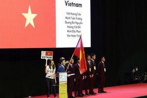 Việt Nam đạt thành tích cao tại Olympic Toán quốc tế 2018