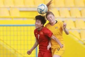 Tuyển nữ Việt Nam thua U20 Australia ở bán kết