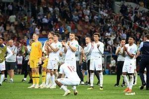 3 lí do dẫn đến trận thua 1-2 của Anh trước Croatia