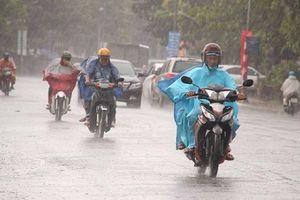 Cảnh báo mưa kéo dài từ đêm mai ở Hà Nội và nhiều tỉnh, thành