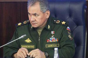 Bộ trưởng Quốc phòng Nga: Chiến tranh lai của phương Tây đã thất bại ở bán đảo Crimea